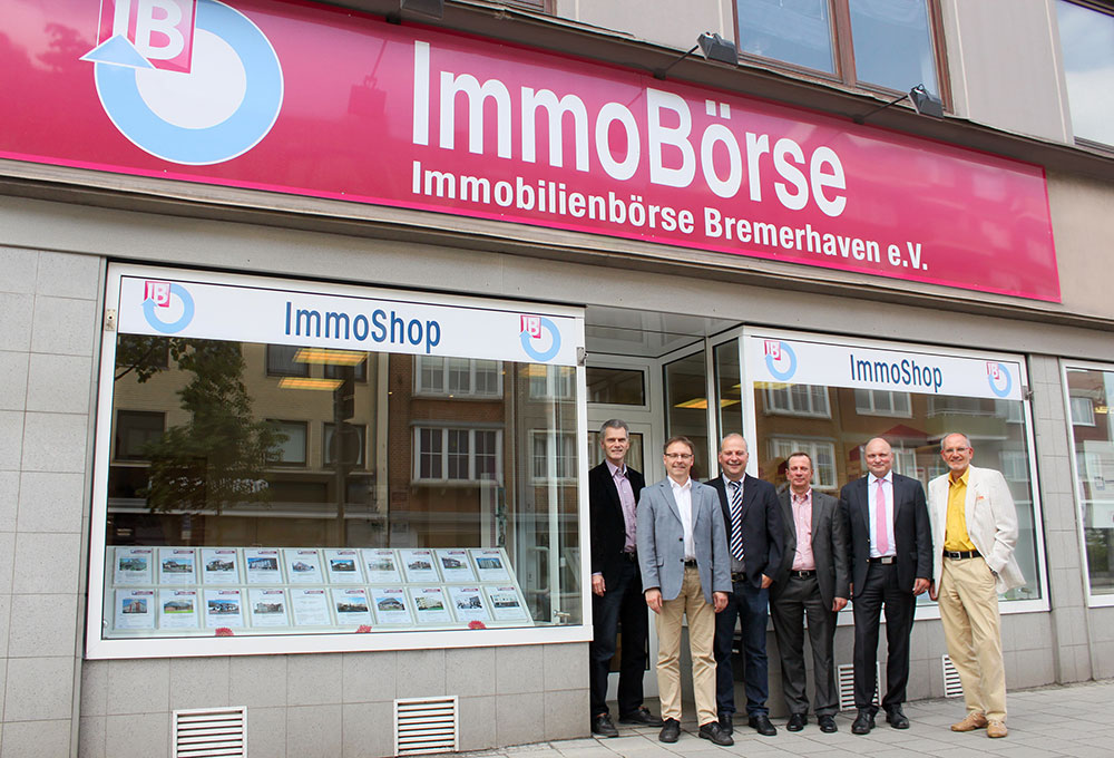 ImmoBörse Bremerhaven - ImmoShop in der Georgstr. 6