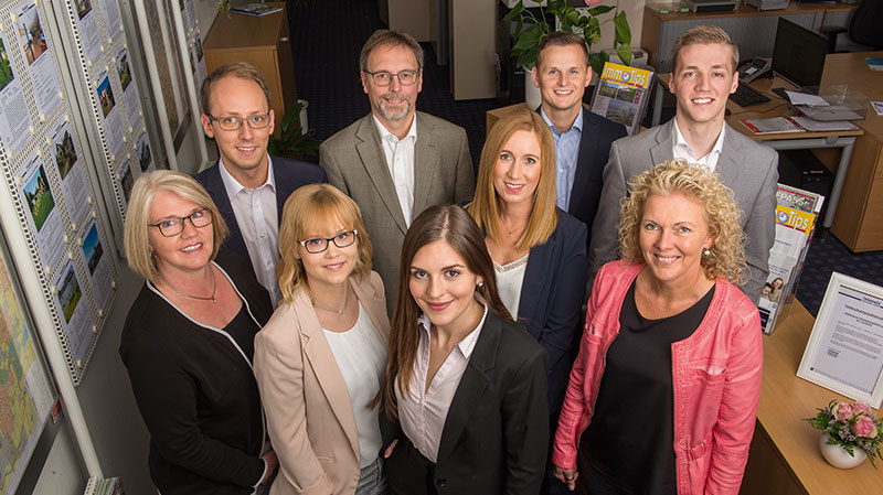 Tränkner Immobilien - Das Team der Tränkner Immobilien GmbH