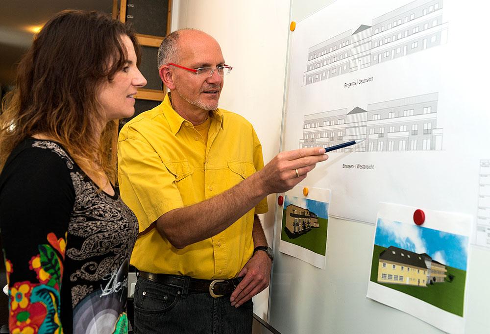 Wertstabil - Torsten Lange und Maren Wallentowitz